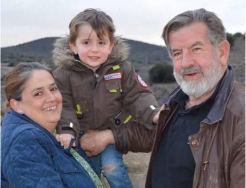 Trufa, lavanda, lavandín… Un proyecto de vida en San Felices.  Alimentos Locales de Soria.
